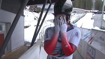 bobsleigh & skeleton world cup: lizzie yarnold eliminated in first run
