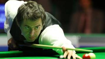 'numpties' sparked robertson's anger at ni open snooker event