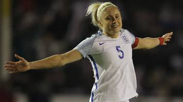 Houghton double as England put four past Bosnia-Herzegovina in World Cup qualifying