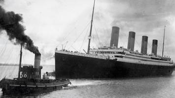 titanic victims and survivors honoured with plaques