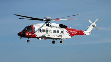 man rescued after six-hour search on hills near langholm