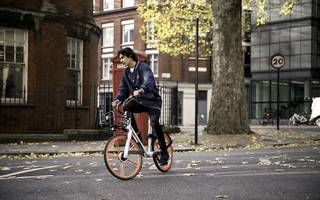 chinese bike-sharing startup mobike is coming to islington