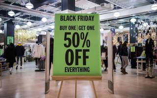 retailers' profit margins have been squeezed since black friday hit the uk