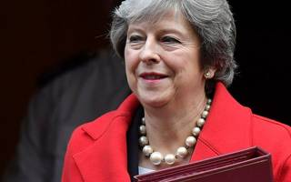 theresa may gears up for fresh brexit talks with donald tusk
