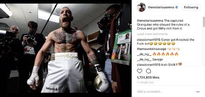 """Floyd Mayweather Jr.'s Enemy Wants A Piece Of Conor McGregor Too: """"Real Boxing Match"""""""
