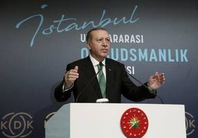 Erdogan to make first presidential visit to Greece 'since 1952'