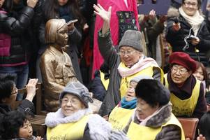 osaka breaks sister city ties with san francisco over 'comfort women' statue