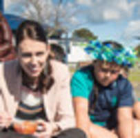 PM Jacinda Ardern to seek National's support on child poverty law