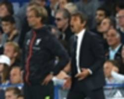 Klopp hits back at Conte: They have the best Christmas schedule