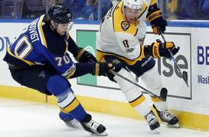 preds live to go: pekka rinne becomes nhl's all-time shutout leader by a finnish goaltender in nashville's 2-0 win over st. louis