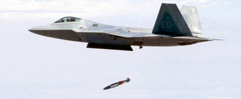 Afghan War Intensifies: US Stealth Fighters Target Narcotics Production Facilities