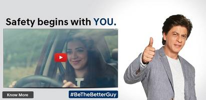 hyundai releases #bethebetterguy - road safety awareness film