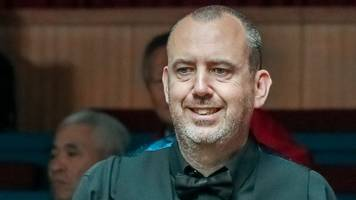 mark williams: welsh snooker player delighted to end six-year ranking title wait