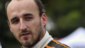 kubica 'confident after comfortable' after williams test