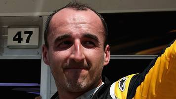 kubica fastest in williams test - seven years after life-changing accident