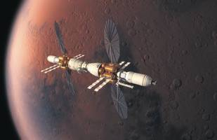 can lockheed martin really launch a martian space lab by 2028?