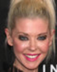 tara reid rocks sheer outfit as she looks very different from american pie days
