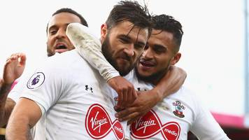Austin earns Saints draw at Bournemouth