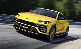 lamborghini urus is the world's fastest suv, nurburgring record teased at launch