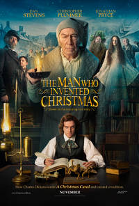 MOVIE REVIEW: The Man Who Invented Christmas