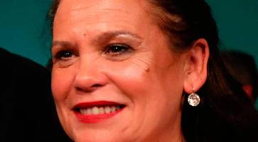 mary lou mcdonald wants to replace adams as sinn fein president