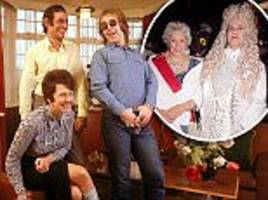 Elton John made up with mum Sheila before she died