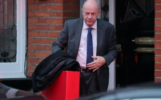 former police officer threatens legal action against damian green
