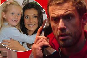 Jamie Lomas 'still hasn't been informed by I'm A Celebrity bosses' about six-year-old daughter's hospital dash
