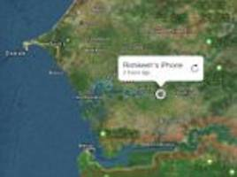 Brit tracks phone to Senegal weeks after it was stolen