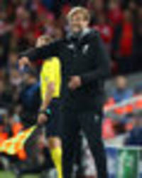 Jurgen Klopp: My reaction to Liverpool's Champions League rout of Spartak Moscow