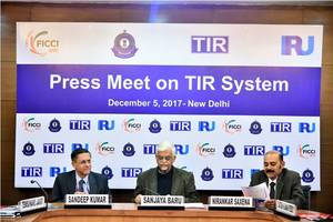 CBEC Join Hands with FICCI for the Smooth Implementation of TIR System in India