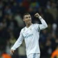Ronaldo makes history as Real finish with a win