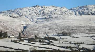 Snow and ice warning issued as temperatures plunge