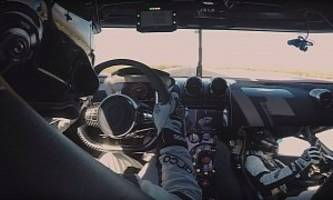 This Is What 284 MPH Feels Like Inside the Record-Breaking Koenigsegg Agera RS