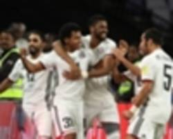 VIDEO: Al Jazira edge closer to Real Madrid clash with Auckland win in Club World Cup