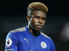 the secret scout: leicester defender darnell johnson