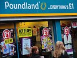 DAILY BRIEFING: Poundland boss Gerry Gray steps down