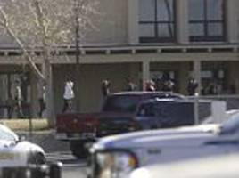 New Mexico high school shooting leaves three students dead