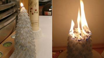 Primark removes 'dangerous' Christmas candle from sale