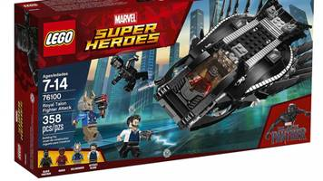 Black Panther Lego Sets Are Brick Like Me