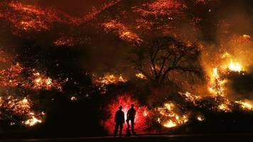 Powerful Winds Threaten To Make Southern California Fires Even Worse