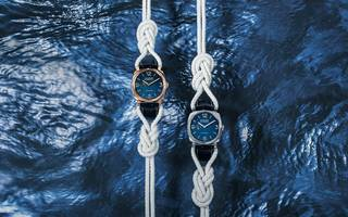 Out of the blue: The return of cobalt is taking watch faces by storm