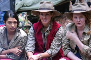 i'm a celebrity 2017: evicted campmate vanessa white claims she could barely walk and almost fainted from hunger in the jungle