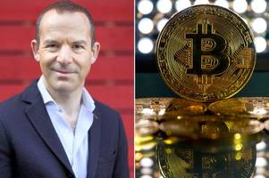 Bitcoin news should you invest in bitcoin money saving expert martin lewis gives his advice on the cryptocurrency everyone is talking about ccuart Image collections
