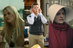 golden globes 2018 television predictions: 'big little lies' and 'will and grace' should top nominees