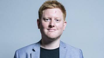 mp jared o'mara advised by gp not to attend parliament