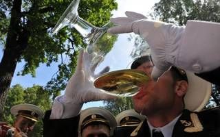 wine glasses are seven times bigger than they used to be
