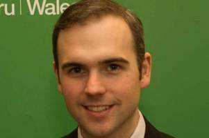 wales' youngest assembly member has been diagnosed with the most advanced stage of cancer