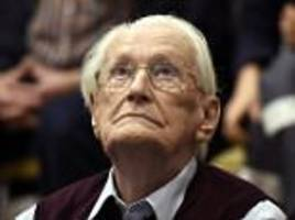 'bookkeeper of auschwitz' appeals against prison sentence