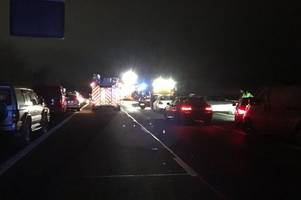 warwickshire man among two dead after multi-vehicle m40 crash